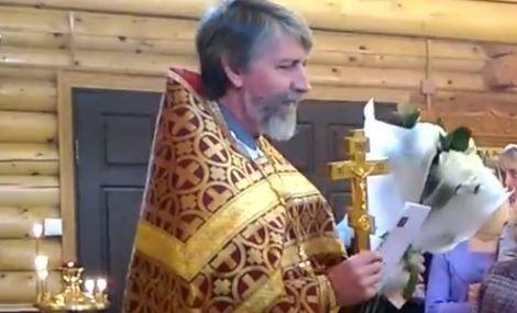 Поздравление отцу Игорю с Днем тезоименитства 2 октября 2018